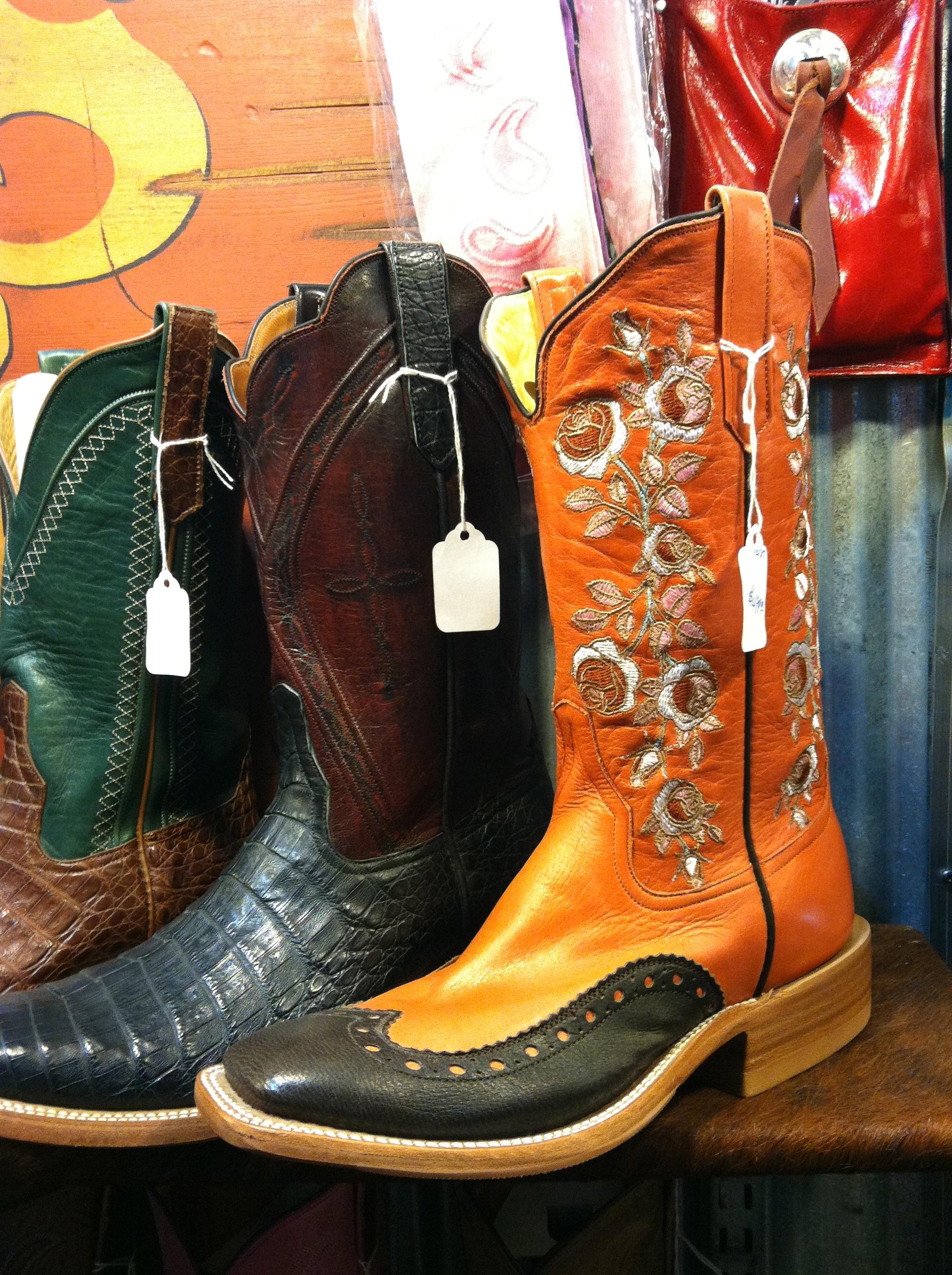 Cowboy Boot Favorites: Davis Boots