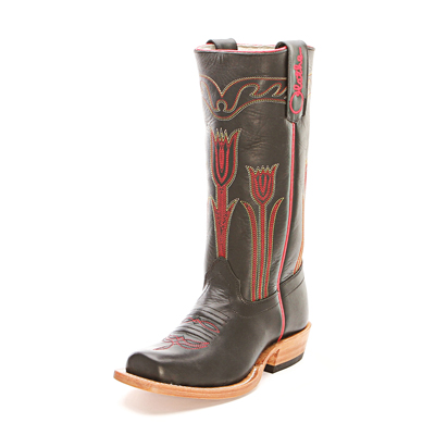 Olathe Kids Tulip Cowboy Boots