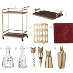 Bar Cart Entertaining