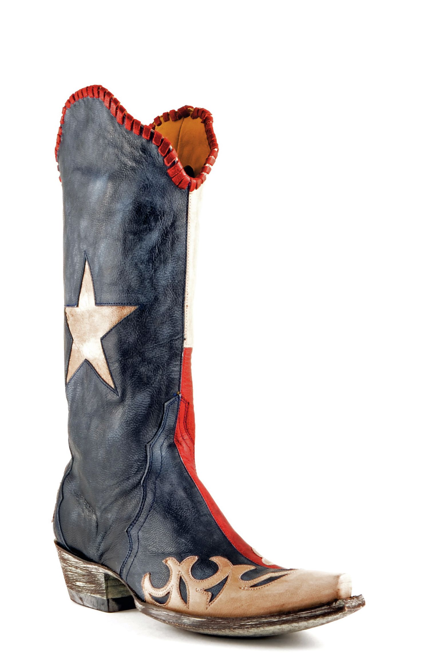 Old Gringo Spirit of Texas Boots