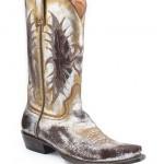 Stetson Acetone Metallic Boots