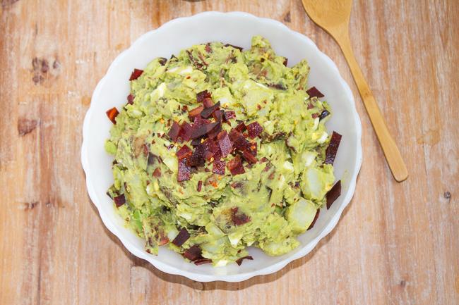 The Ultimate Avocado Potato Salad