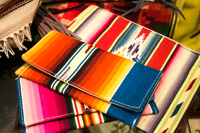 Totem Salvaged Serape Cluthes