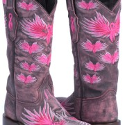 2014 Wings of Hope Cowboy Boots