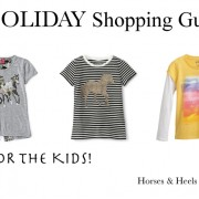 Holiday Shopping Guides for the Kids   Horses & Heels
