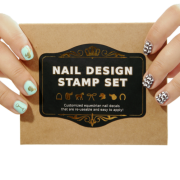 Equestrian Nail Design Set from Spiced Equestrian