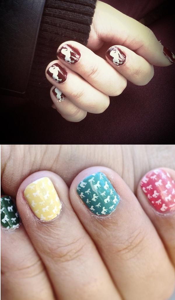 Equestrian Nails