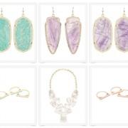 Kendra Scott jewelry for spring