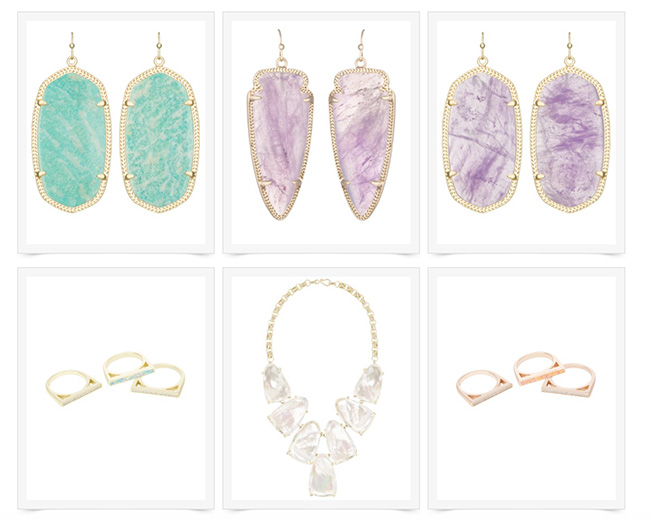 I Have a Crush: Kendra Scott Jewelry