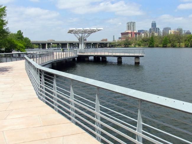Lady Bird Boardwalk | Austin, Texas Travel Guide