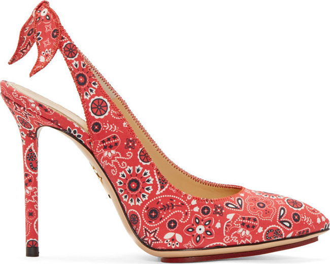 Charlotte Olympia Spring Out West Collection