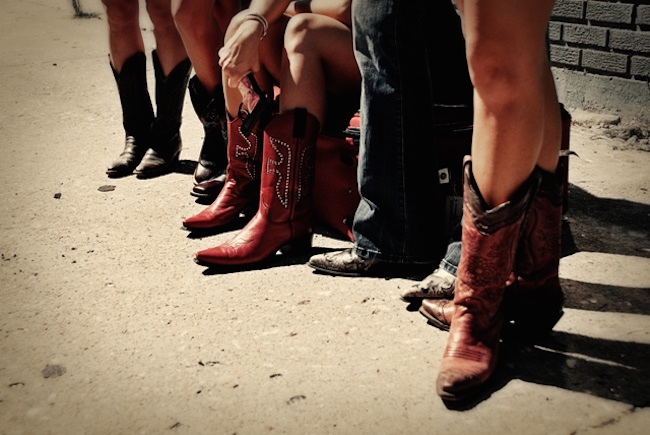 Home Is Where Your Boots Are book review on Horses & Heels