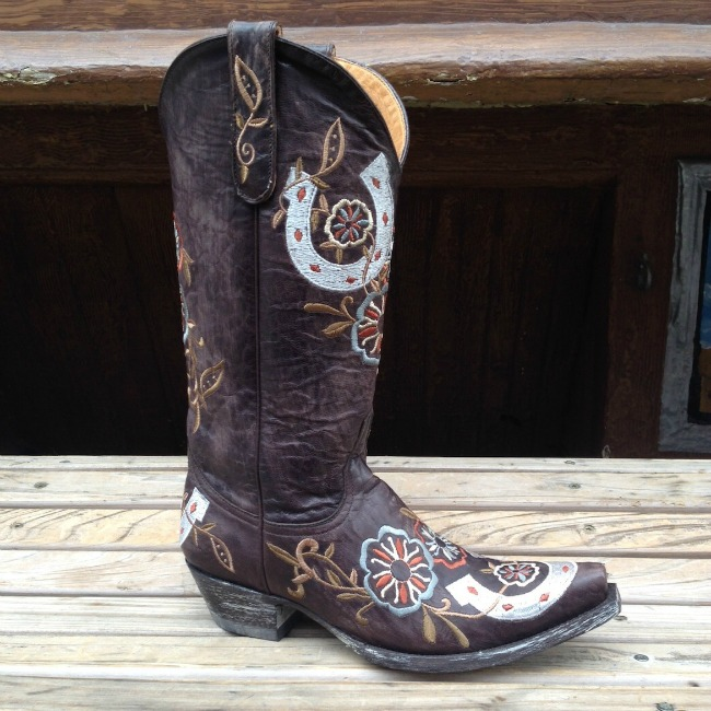 Lucky Rider Old Gringo Boots