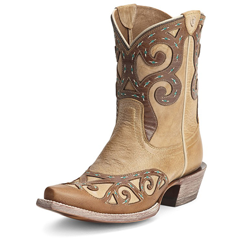 Ariat Cowboy Boot Giveaway