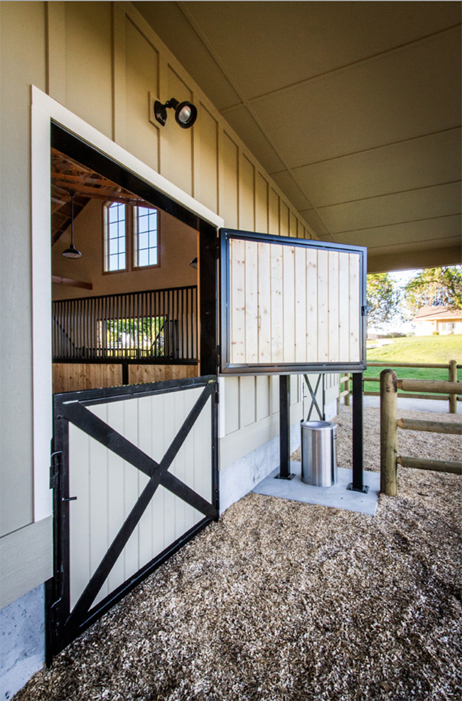 Stable Style Impressive 3 Stall Barn Horses Amp Heels