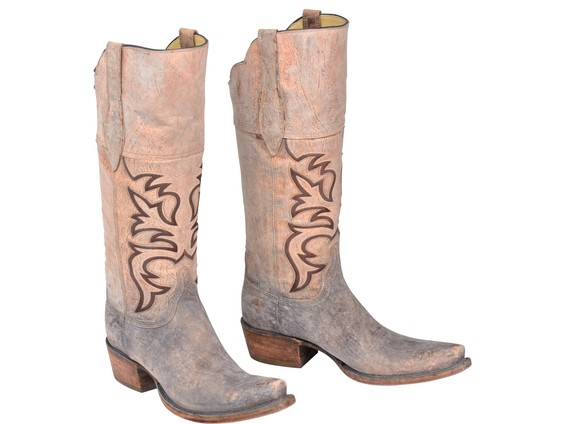 Lucchese Morgan Cowboy Boots