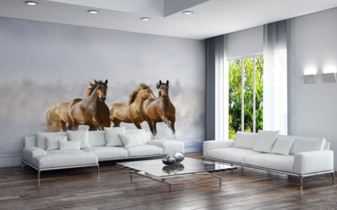 10 Ways to Dress up Your Walls with Vinyl Decals