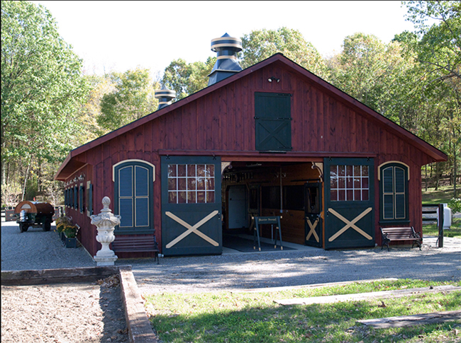 Stable Style: Roseview Farms