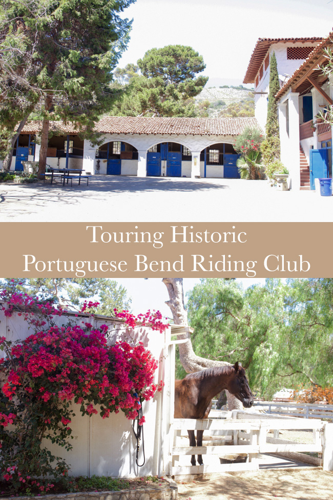 Stable Style: Portuguese Bend Riding Club