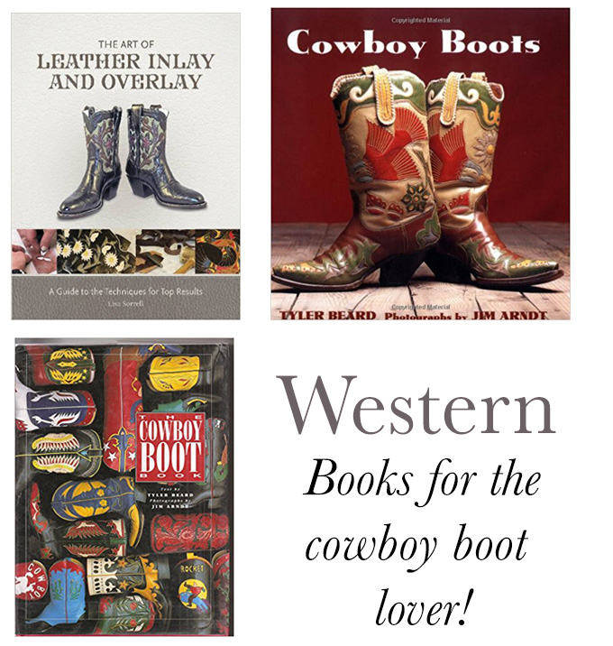 Western Books for the Cowboy Boot Lover