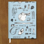5 Equestrian Print Journals from The Painting Pony